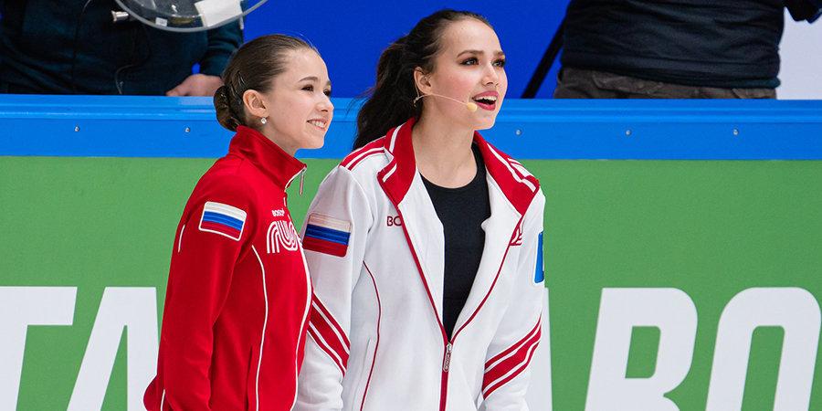 Алина Загитова: «Наверное, быть капитаном даже сложнее, чем выступать самой. У меня даже аллергия началась»