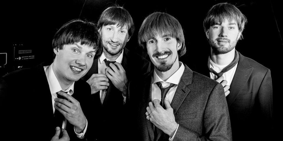 Баскетболисты ЦСКА записали видео в образе The Beatles