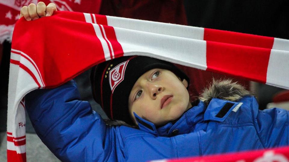 «Спартак» заработал на билетах 579 миллионов в чемпионском сезоне