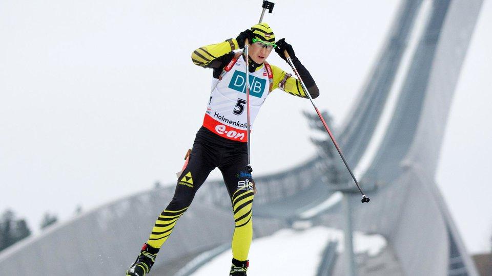 Латвийский биатлонист Расторгуев дисквалифицирован за нарушение антидопинговых правил на 18 месяцев