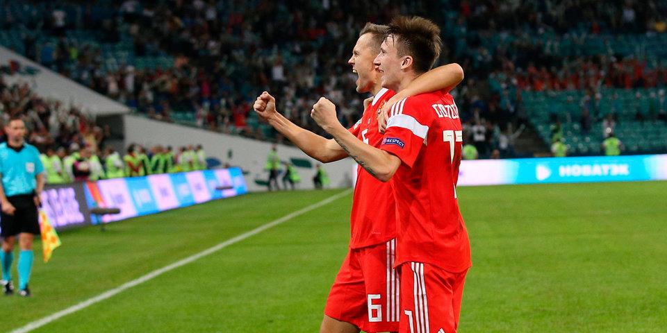 Россия снова выиграла у Турции в Лиге наций. Как это было