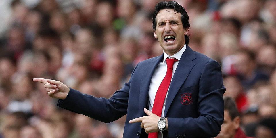 Унаи Эмери: «Серьезно рассматриваю Лигу Европы под задачи «Арсенала» на сезон»