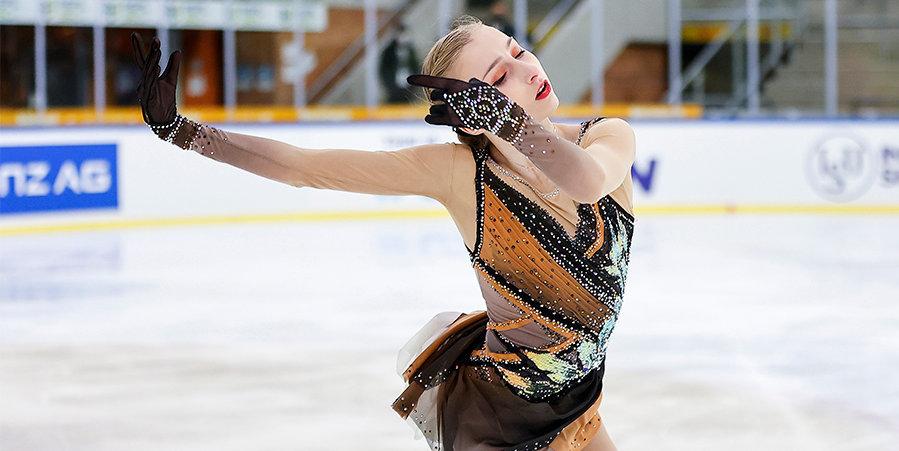 Россиянка Муравьева одержала победу на этапе юниорского Гран-при в Австрии
