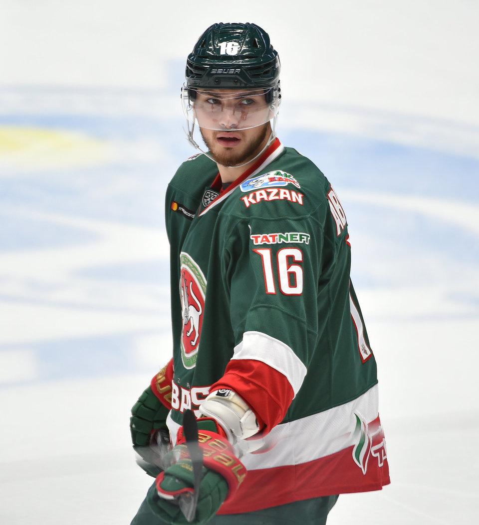 Абросимов вернулся в «Ак Барс» спустя полгода после ухода в «Сочи»
