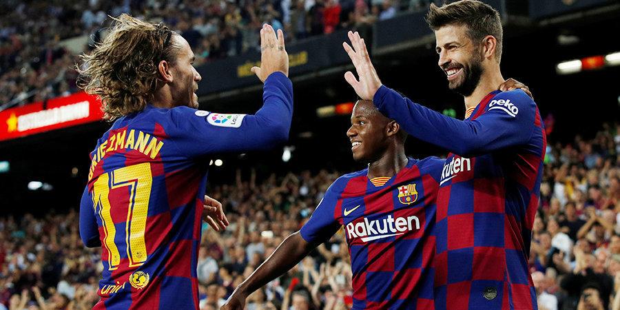 «Барселона» может стать первым в истории клубом, чей доход превысит 1 миллиард евро