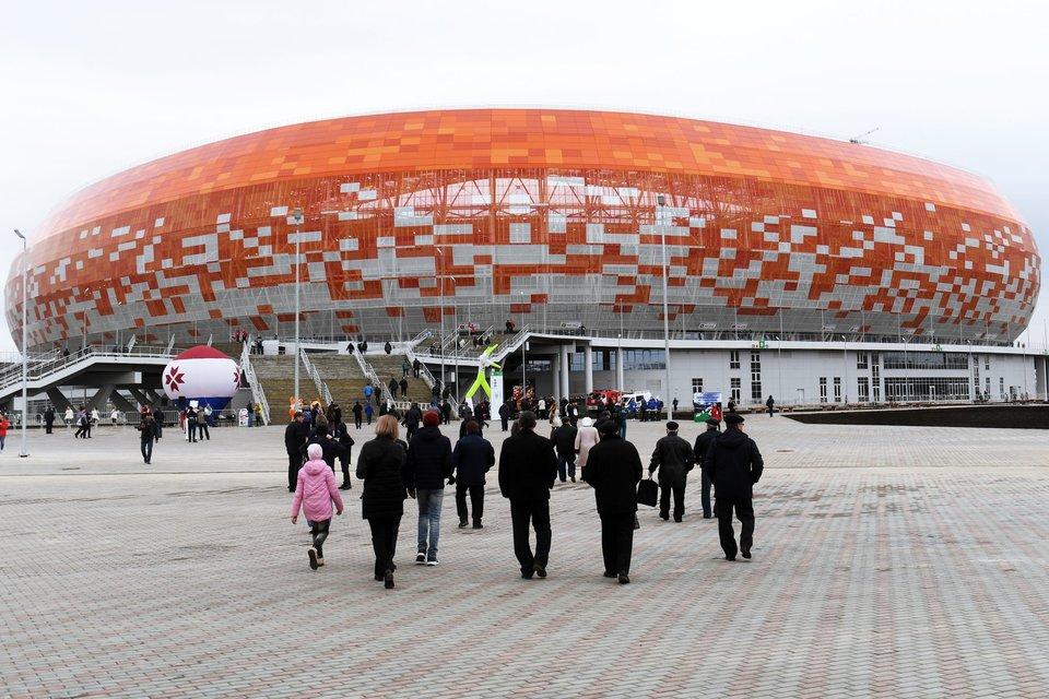 На модернизацию стадионов ЧМ-2018 будет потрачено 120 млн долларов