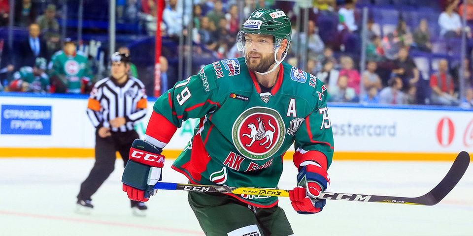 Андрей Марков: «Уровень КХЛ растет, хотелось бы видеть побольше болельщиков»