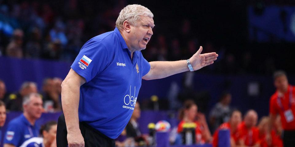 Трефилов вернется на тренерский пост 19 мая