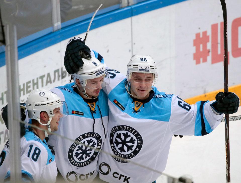 «Сибирь» победила «Амур», прервав серию из шести поражений
