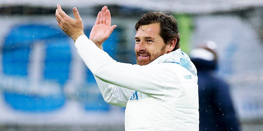 Союз спортивных журналистов Франции осудил угрозы Виллаш-Боаша, недовольного статьей о провале «Марселя» в Лиге чемпионов