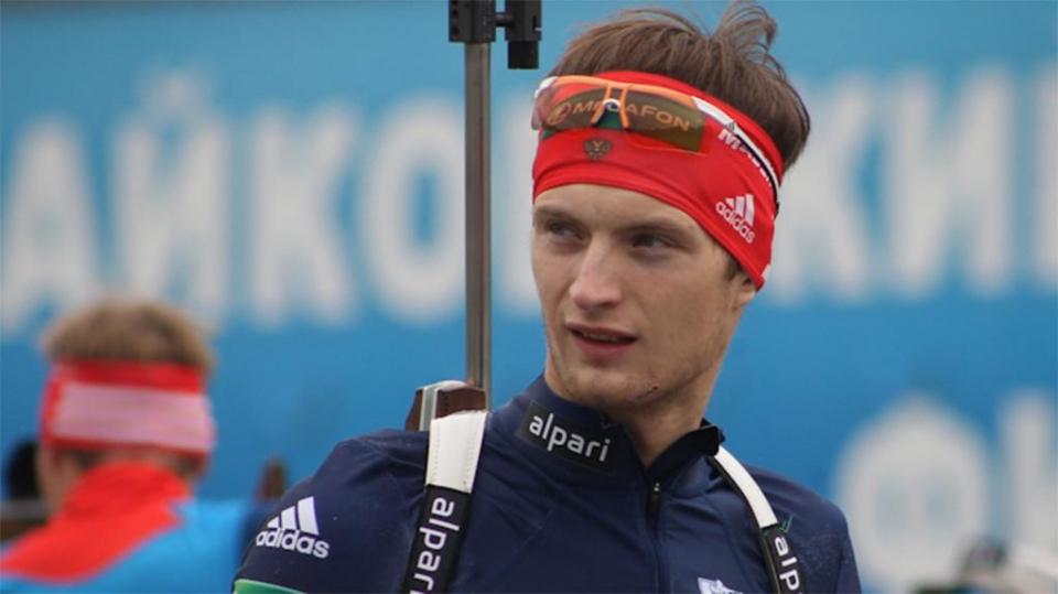 Максим Цветков:  «Конкуренция между группами не сказывается на отношениях биатлонистов»