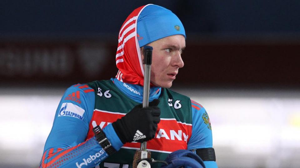 Шопин взял серебро в индивидуальной гонке на Кубке IBU, Логинов стал четвертым
