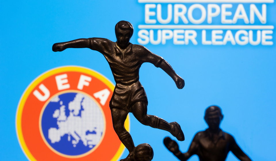 Суперлига пожаловалась в суд Европейского союза на ФИФА и УЕФА