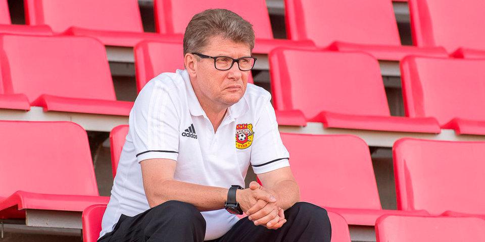 Экс-игрок «Спартака» и «Торпедо» назначен спортивным директором «Арсенала»