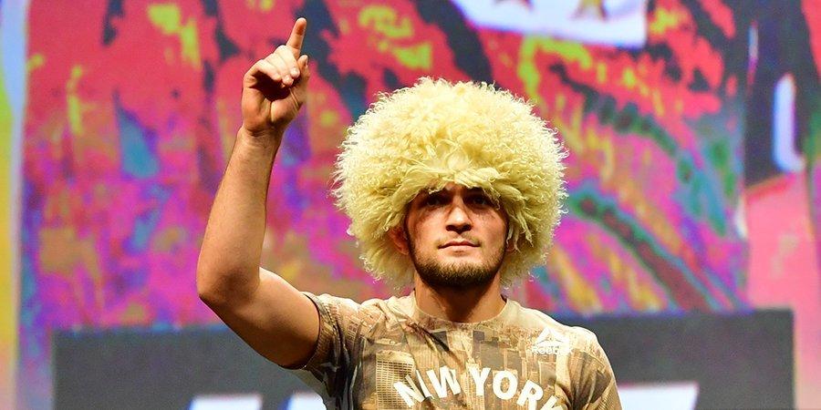Овечкин хотел бы увидеть возвращение Нурмагомедова в октагон