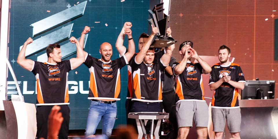 CS:GO: Легенды Boston Major – Virtus.pro