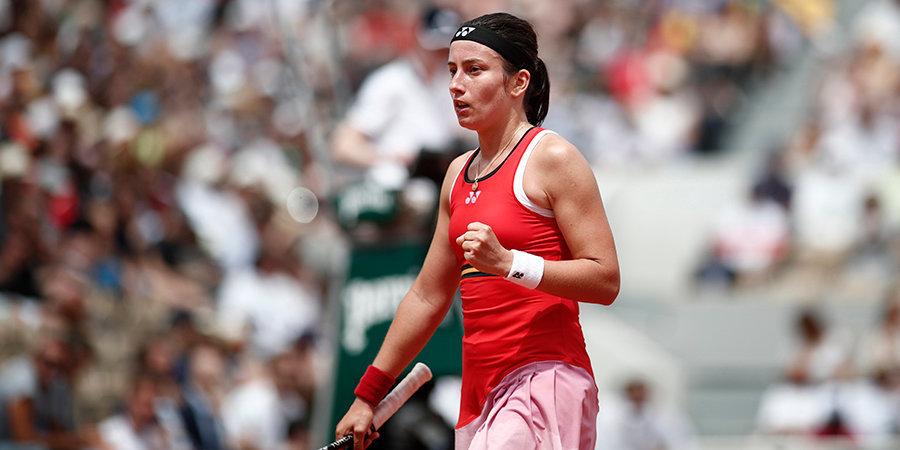 Севастова снялась с турнира WTA в Санкт-Петербурге