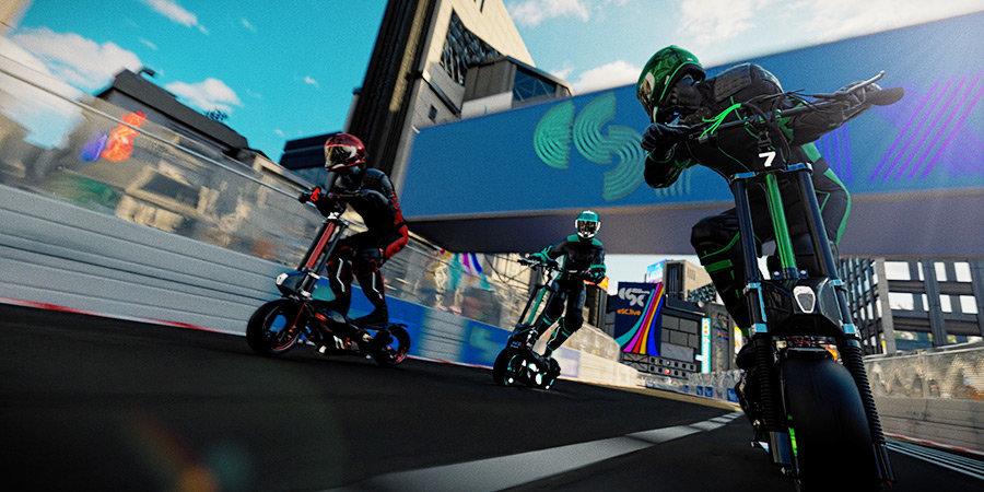 Бывшие пилоты «Ф-1» организовали чемпионат по гонкам на электросамокатах. Старт — в 2021 году, гонки — в центре мегаполисов