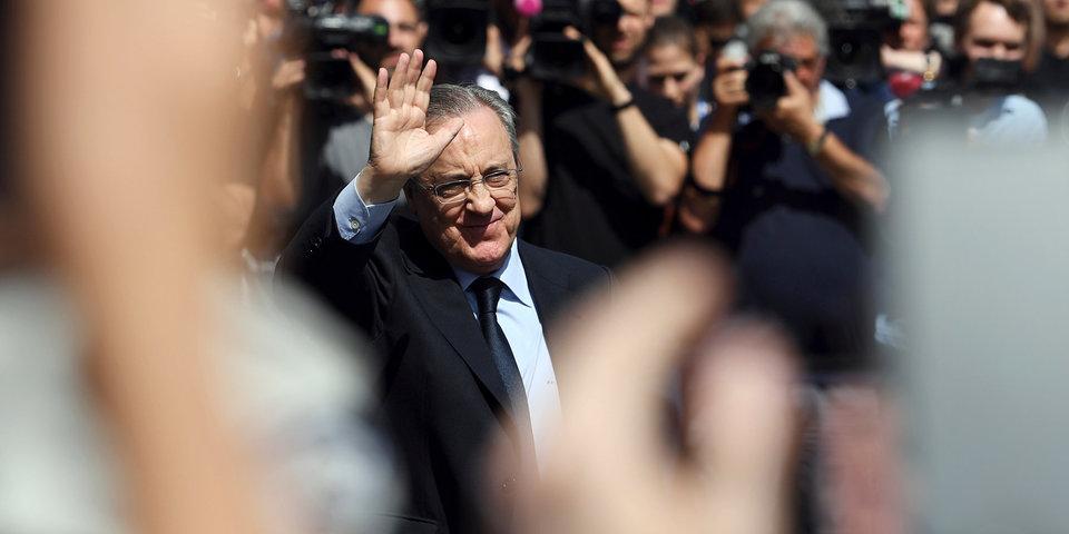 Президент «Реала» готов отпустить Рамоса в 2021 году
