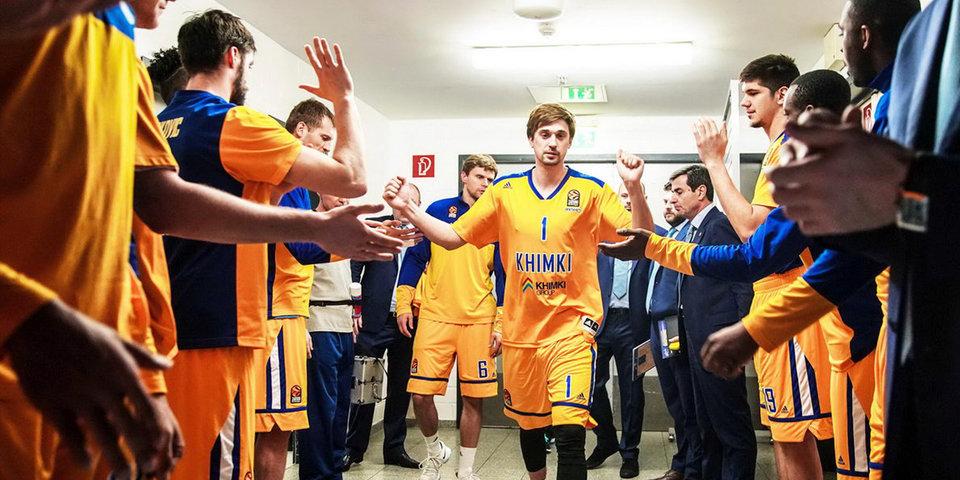 Швед признан лучшим игроком тура в Евролиге