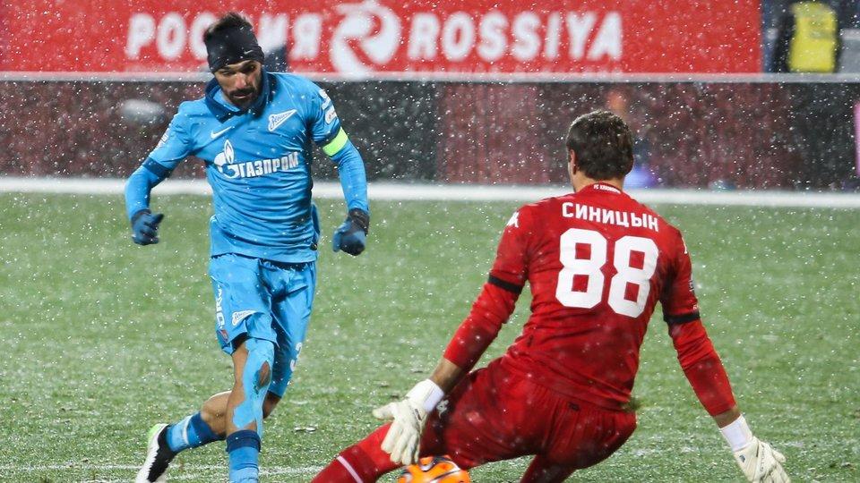 Синицын – лучший игрок «Краснодара» в мае