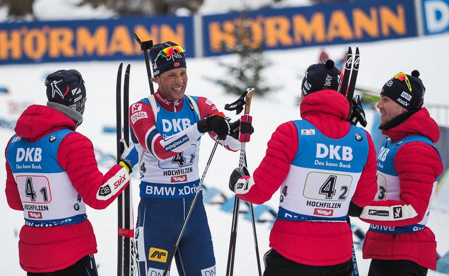 Норвегия везет на Олимпиаду свыше 6000 доз лекарств против астмы