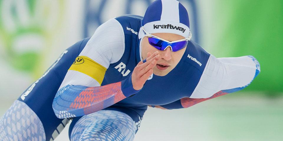 Сборная Нидерландов взяла золото в командном спринте, Россия не смогла финишировать
