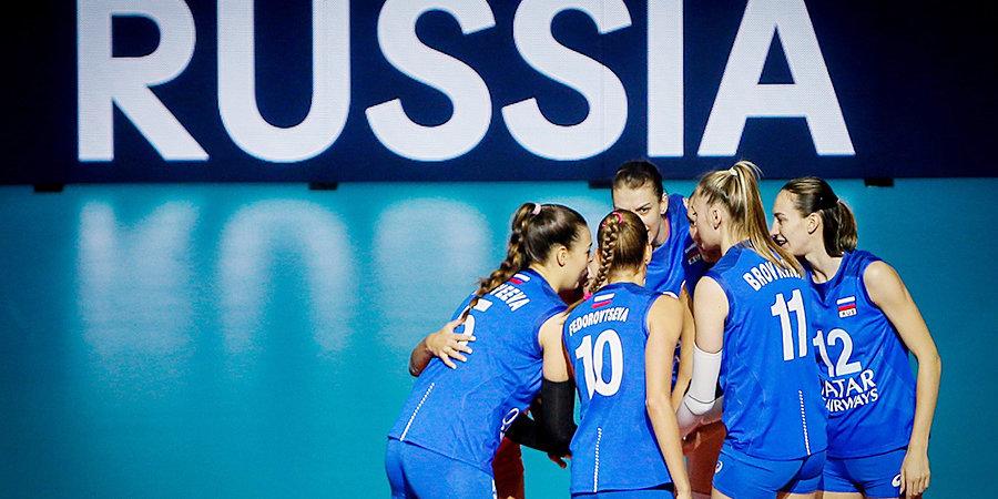 Сборная России стала последним четвертьфиналистом чемпионата Европы