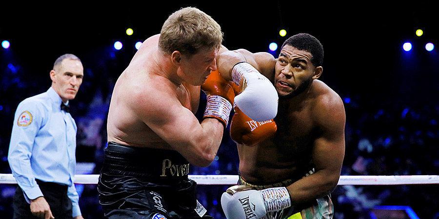 WBA пока не приняла решение по поводу реванша между Поветкиным и Хантером