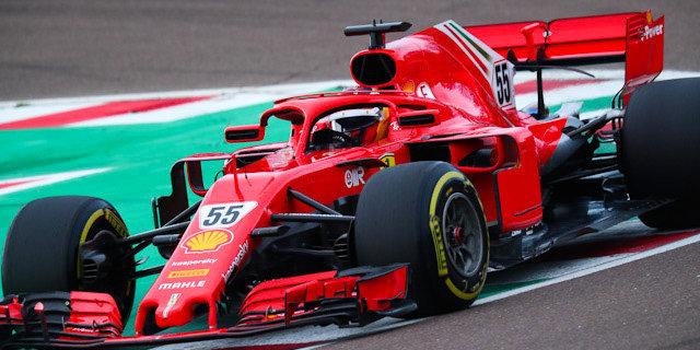 Сайнс разбил машину в преддверии квалификации на Гран-при Нидерландов (видео)