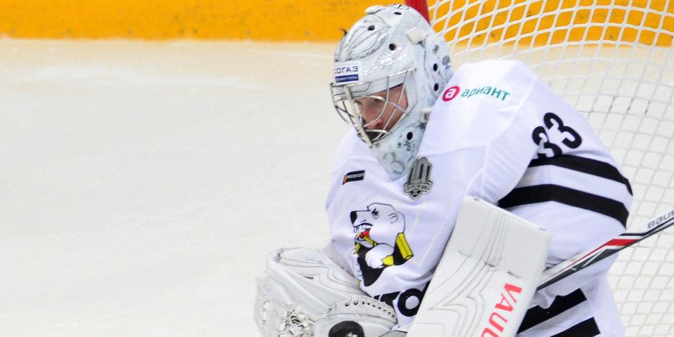 Варламов получил конкурента из КХЛ