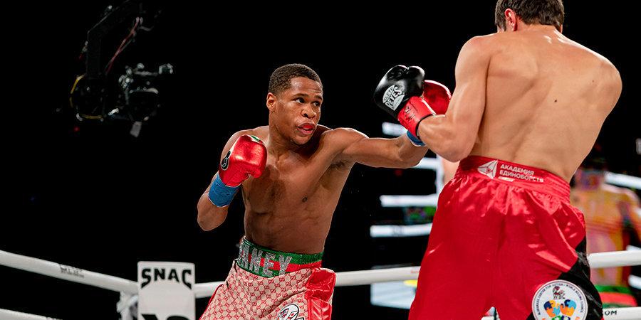 WBC восстановил непобежденного Хэйни в статусе чемпиона