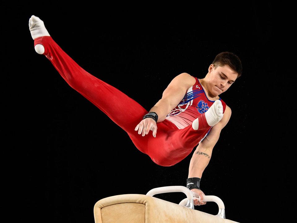 Мужская сборная России выиграла золото ЧЕ в командном турнире