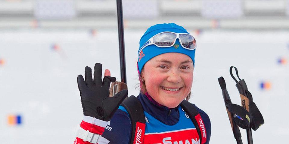 Юрлова-Перхт и Волков уверенно выиграли «Рождественскую гонку» в Гельзенкирхене