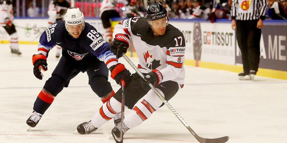 Канадские хоккеисты стартовали с поражения на ЧМ в Дании