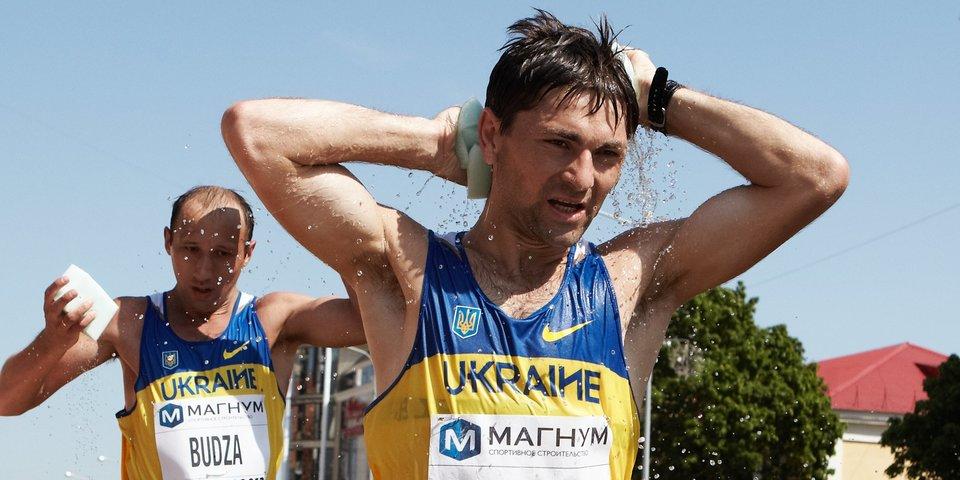 Украинский легкоатлет пропустит Игры в Токио из-за продления дисквалификации