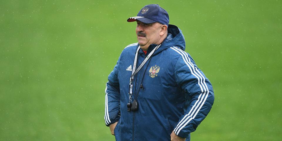 Станислав Черчесов: «Первая цель сборной России – выйти из группы»