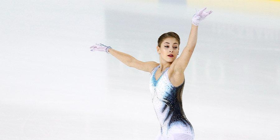 Косторная с мировым рекордом выиграла короткую программу в финале Гран-при, Загитова — вторая