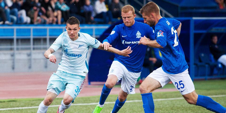 Михаил Маркосов: «Матч с «Зенитом-2» был принципиален для болельщиков, но не для игроков «Динамо»
