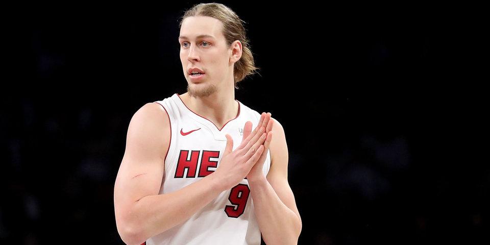 Нападающий «Майами» стал богаче на 1 миллион долларов после двух минут в матче НБА