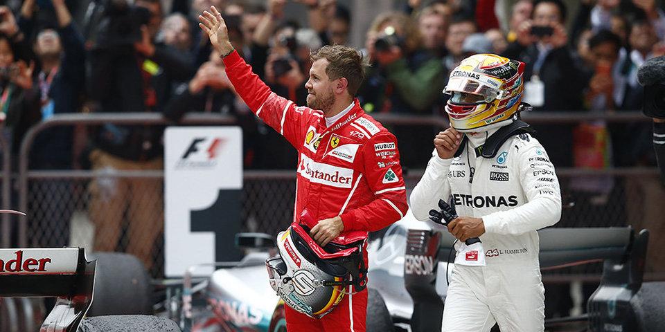 Вторая победа Феттеля, штраф Хэмилтону, отказ тормозов у Ферстаппена. Весь огонь Гран-при Бахрейна