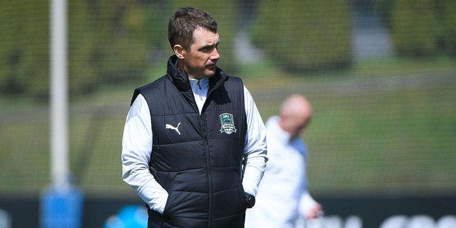 Ганчаренко не смог вылечить «Краснодар» от безволия: новый тренер начал с поражения в Туле (ни одного момента за 90 минут)