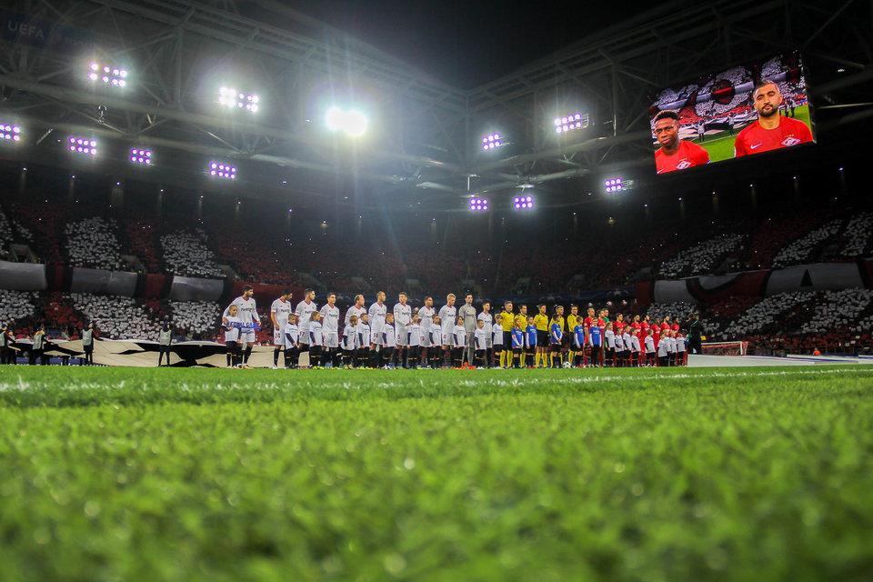 Конкурент ФК «Спартак» вЛЧ «Севилья» одолела в10-м туре чемпионата Испании