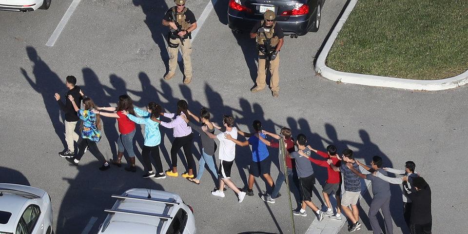 Массовое убийство в американской школе. Среди учеников – дочь российского бойца UFC