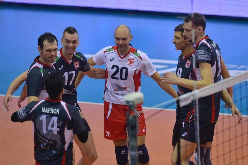 «Белогорье» взяло реванш у «Локомотива» и вернулось в тройку лидеров