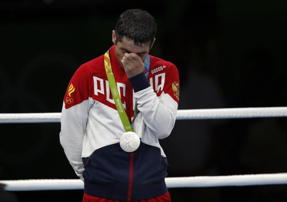 CAS лишил Алояна серебряной медали Олимпийских игр-2016