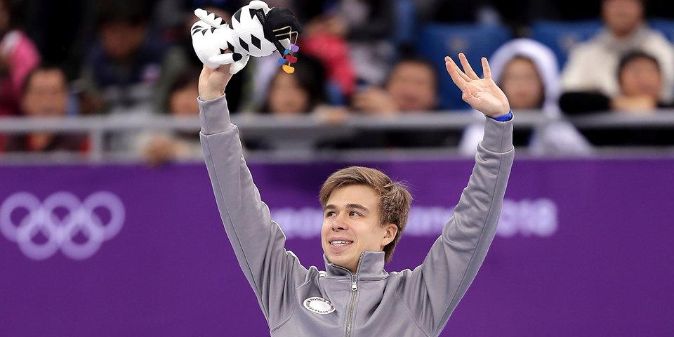 Елистратов вышел в четвертьфинал на дистанции 1000 метров в Пхенчхане