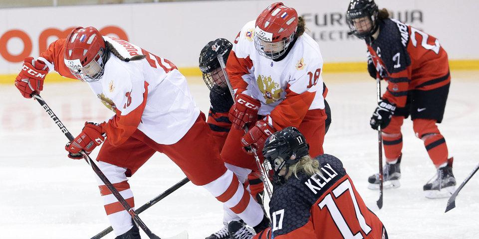 Не хватило одного броска. Как женская сборная России едва не победила Канаду