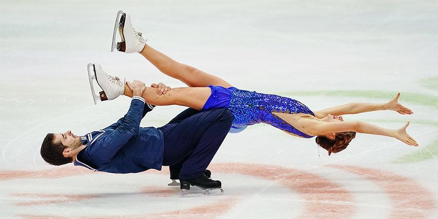 Неустойчивые конструкции на острых лезвиях. Самые удивительные и опасные поддержки в танцах на льду