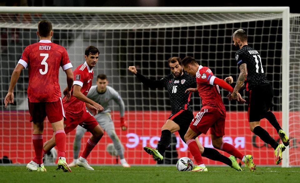 Ерохин посвятил гол в ворота Кипра своему сыну